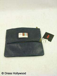 Hobo International Navy Leather Purse (TIOL8000)