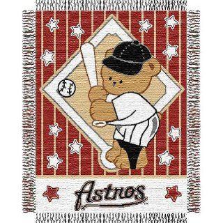 Houston Astros Baby Blanket Bedding Throw 36 x 46