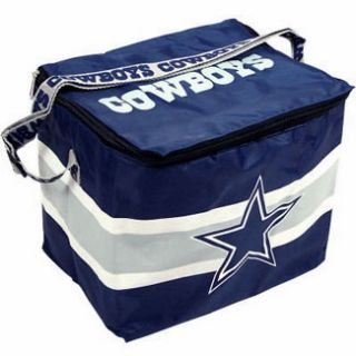 Dallas Cowboys NFL School etc Insulated Lunch Bag Box