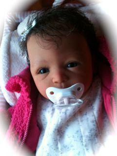 Reborn Baby BÉBÉ Doll Mary  Kit Paul Heike Koplin