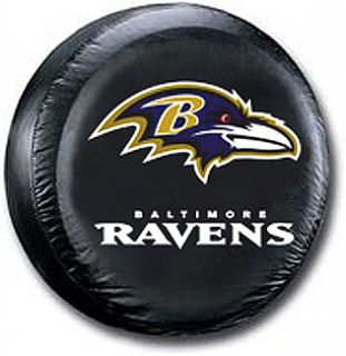 football spare tire cover the baltimore ravens nfl football tire cover