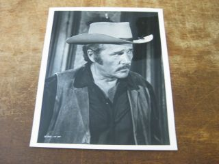 Howard Duff The Men from Shiloh TV Series Photograph