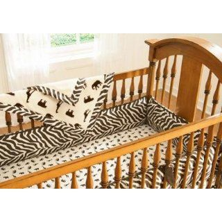 Wendy Bellissimo Safari 3 Piece Crib Set: Baby