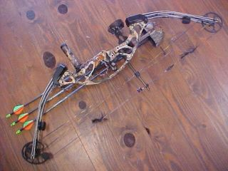 Hoyt XT2000 Vortec R H Compound Bow Loaded w EXTRAS Same Day Shipping