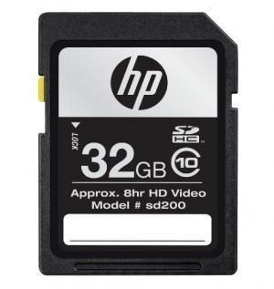 Brand New HP 32 GB SDHC Flash Memory Card CG790A EF Secure Disk 32GB