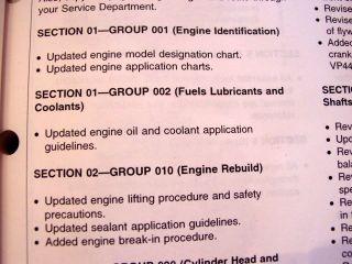 John Deere 6210 6310 6410 6510 6420 6520 Tractor Engine