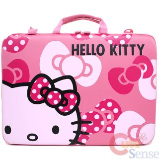 Sanrio Hello Kitty 13 5 MacBook Laptop Bag I Pad Case Pink Formed