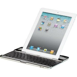 Hip Street Multimedia Wireless Bluetooth Keyboard and Case for Apple