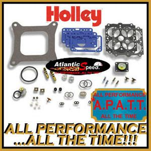 Holley STREET AVENGER CARBURETOR CARB PARTS REBUILD KIT FOR 0 80570 0
