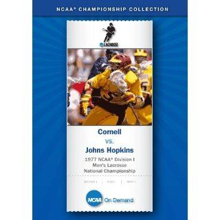 1977 NCAA(r) Division I Mens Lacrosse National