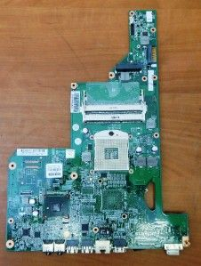 HP G72 615849 001 Laptop Motherboard System Board Working Read Notes