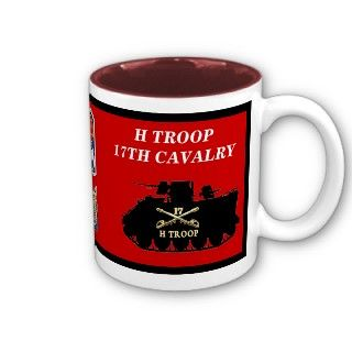 Troop, 17th Cavalry M113 ACAV Track Mug