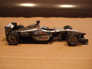43 2001 McLaren Mercedes MP4 16 Mika Hakkinen West Conversion
