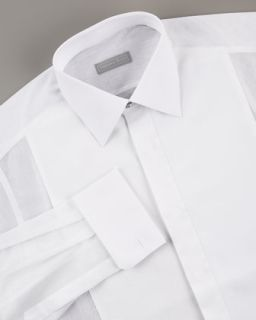stefano ricci pique front formal shirt $ 725