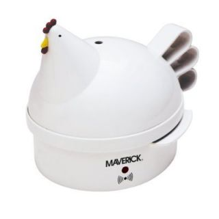 Maverick Sec 2 Henrietta Hen Egg Cooker Poacher Steamer New Hard