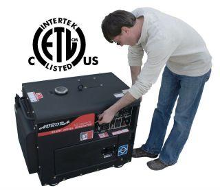 Generator Silent Diesel Generator Portable Diesel Generator 4 Home