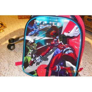 Space Patrol Delta Boys Backpack: Everything Else