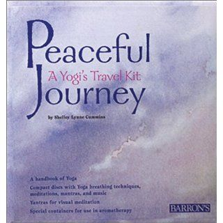 Peaceful Journey: A Yogis Travel Kit with Book and Other