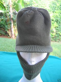 ISRAEL IDF ARMY   COLD WEATHER HERMON MOUNTAIN BRIGADE FIELD CAP / HAT