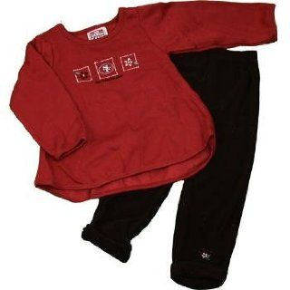 Toddler Girls San Francisco 49ers 2 Piece Pant Set Case