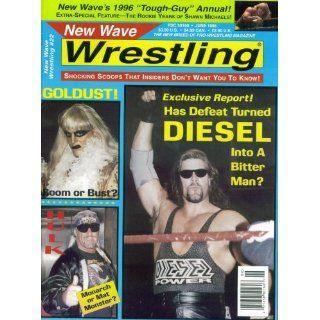 New Wave Wrestling Magazine Issue #22 Kevin Nash, Hulk