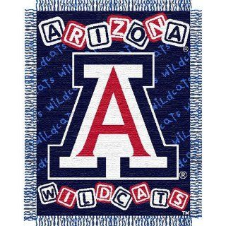 Arizona Wildcats Baby Blanket Bedding Throw 36 x 46