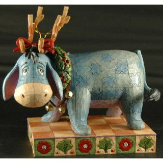 Jim Shore Disney Christmas The Life Of The Party Eeyore