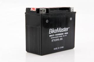 Wide Glide Bikemaster High Performance Maintenance Free Battery