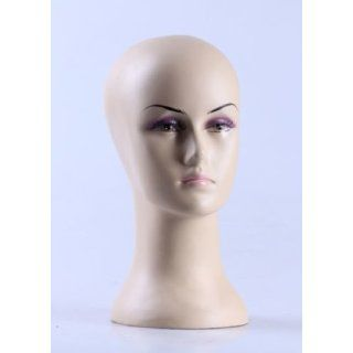 New Female Mannequin Head Display Bust For Jewelry, Wigs