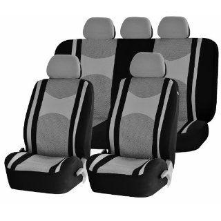 40/60 50/50 60/40 Gray / Black SC 104GR :  : Automotive