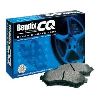 Bendix D45 Ceramic Disc Brake Pad Set    Automotive