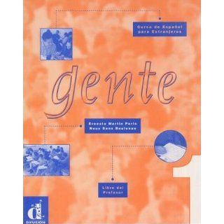Gente 1 Teachers Book Libro Del Profesor 1 (Spanish Edition