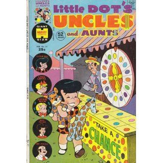 Little Dots Uncles & Aunts #51 Back Issue Comic Book (Feb