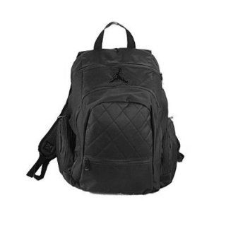 Jordan Boys Black Quilt Backpack, Small Everything Else