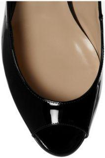 Oscar de la Renta Patent leather pumps