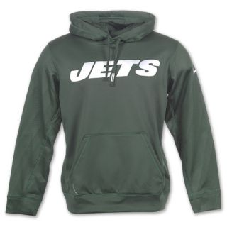 Nike New York Jets NFL Mens Hoodie Fir