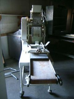 THOMSON Bakery dough ROLLING Machine commercial Hoagie roll bun maker