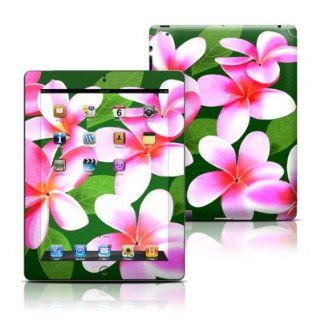 Pink Plumerias Design Protective Decal Skin Sticker for