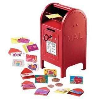 Itsy Bitsy Valentine Set with Mini Red Mailbox Valentine