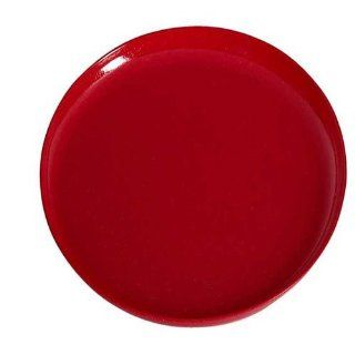 Bamboo Incline Plate 9.4 Red Natural by The Bamboo Home