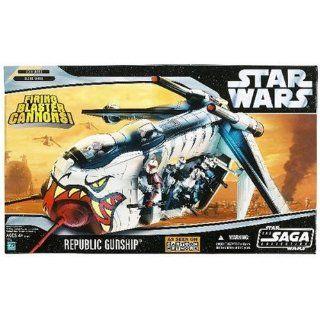 Star Wars Clone Wars Republic Gunship Toys & Games