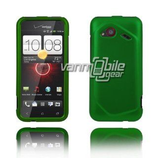 VMG HTC Droid Incredible 4G LTE Hard Case Cover   DARK