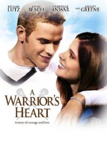 A Warriors Heart Kellan Lutz, Ashley Greene, Adam Beach