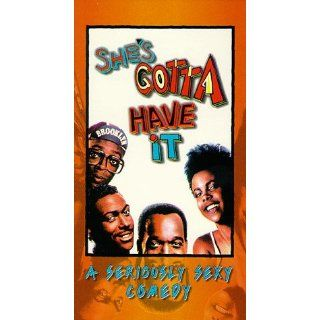 Shes Gotta Have It [VHS]: Tracy Camilla Johns, Tommy