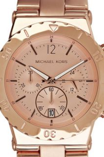 Michael Kors Rose gold plated stainless steel watch