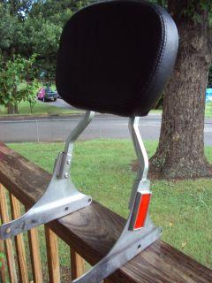OEM Harley Davidson 2000 to 2006 Backrest for heritage softail