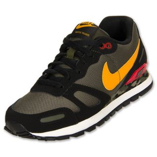 Nike Air Waffle Trainer Mens Casual Shoes Khaki