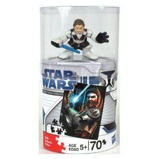 Star Wars 70 Piece Clone Wars Galactic Heroes Puzzle   Obi