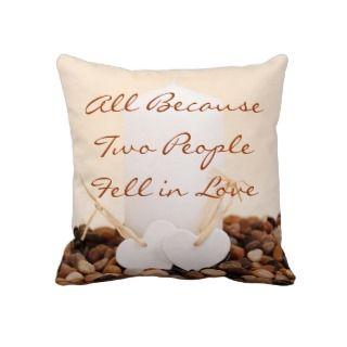 Love Quote American MoJo Pillow