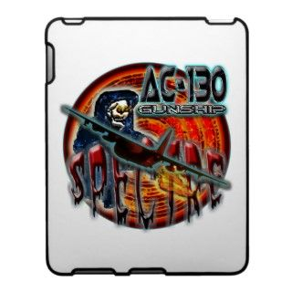 USAF Air Force AC 130 Spectre Gunship iPad Covers